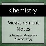 Chemistry Notes: Measurement