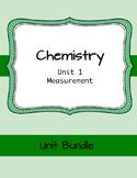 Chemistry: Measurement Unit (Notes + Worksheet bundle)