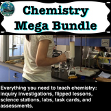 Chemistry Mega Bundle |Distance Learning