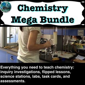 Chemistry Mega Bundle