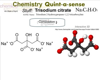 Chemistry Mini-Lesson & Treat: Buffered Sports Drinks