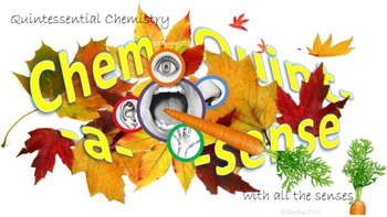 Chemistry Mini-Lesson & Treat: Fall Colors -Beta-carotene