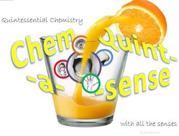 Chemistry Mini-Lesson & Treat: Flu Season -Vitamin C