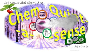 Chemistry Mini-Lesson & Treat: Winter Solstice -Wintergreen