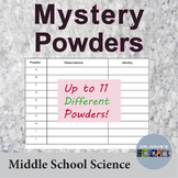 Chemistry Mystery Powders for Identification: Improving Laboratory Technique