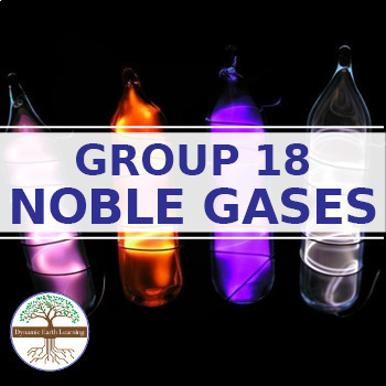 (Chemistry) GROUP 18 NOBLE GASES- FuseSchool - Video Guide