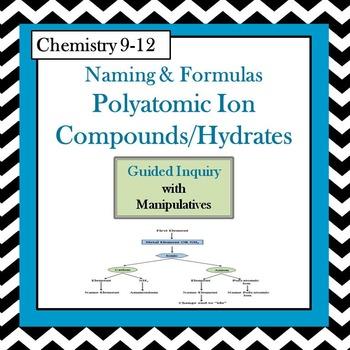 Chemistry Naming & Formulas: Polyatomic Ions & Hydrates Gu