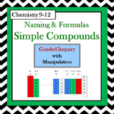 Chemistry Naming & Formulas: Simple Ionic & Covalent Compounds Guided Inquiry