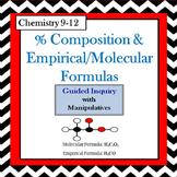 Chemistry Percent Comp. & Empirical/Molecular Formulas Gui