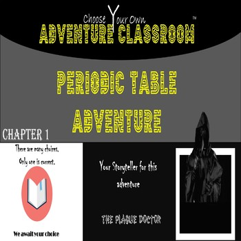 Chemistry: Periodic Table Ch. 1 | Choose Your Own Adventure Classroom
