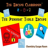 Chemistry: Periodic Table Escape Room | The Escape Classroom