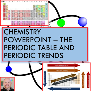 Chemistry PowerPoint: The Periodic Table and Periodic Trends