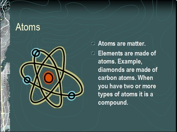 Chemistry PowerPoints Bundle