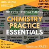 Chemistry Practice Essentials - Growing Mega Bundle