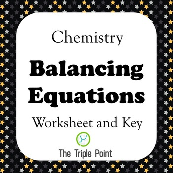Chemistry Problems: Balancing Equations