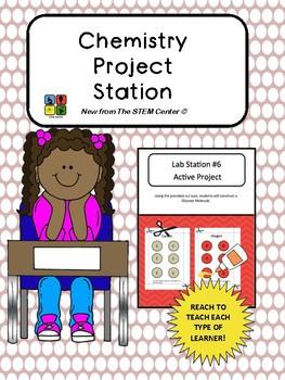 Chemistry Project Station
