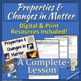 Chemistry: Properties & Changes in Matter