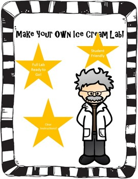 Make Your Own Ice Cream Lab
