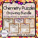 Chemistry Puzzles - Bundle!