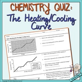 Chemistry Quiz: Reading the Heating/Cooling Curve