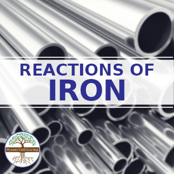 (Chemistry) REACTIONS OF IRON - FuseSchool - Video Guide