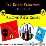 Chemistry: Reaction Rates Escape Room | The Escape Classroom