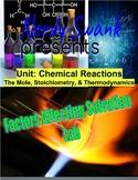 Chemistry Reactions Unit - Factors Affecting Solvation Lab