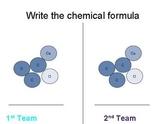 Chemistry Relay Race