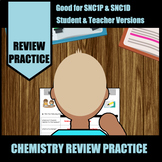Chemistry Review Practice