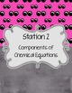 Chemistry Review Stations (complete set!)