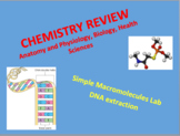 Chemistry Review for Anatomy and Physiology