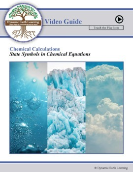 (Chemistry) STATE SYMBOLS IN CHEMICAL EQUATIONS - FuseSchool - Video Guide