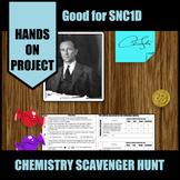 Chemistry Scavenger Hunt Project
