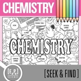 Chemistry Seek and Find Science Doodle Page