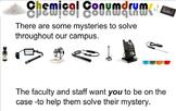 Chemistry: Sherlock Holmes Mysteries