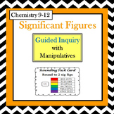 Chemistry Significant Figures Guided Inquiry Lesson (Counting & Rounding)