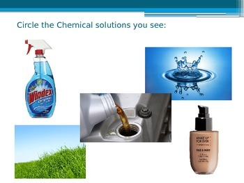 Chemistry Solutions Power Point