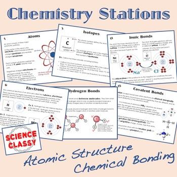Chemistry Stations