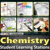 Chemistry Student Blended Learning Stations