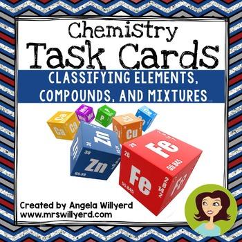Chemistry: Classifying Matter-Elements, Compounds, Mixture