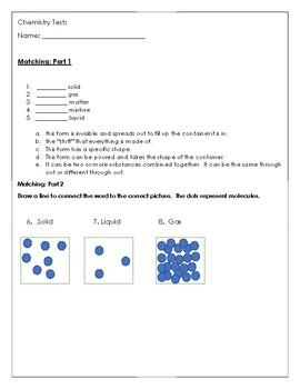 Chemistry Test