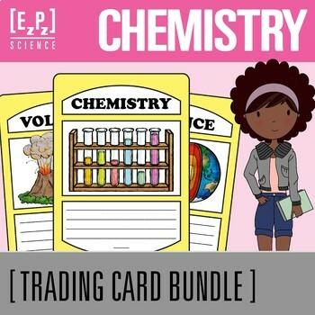 Chemistry Trading Cards Bundle