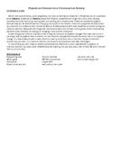 Chemistry Unit 2 - Matter - Physical vs Chemical Change Lab