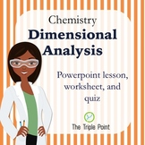 Chemistry: Unit Conversions (Dimensional Analysis)