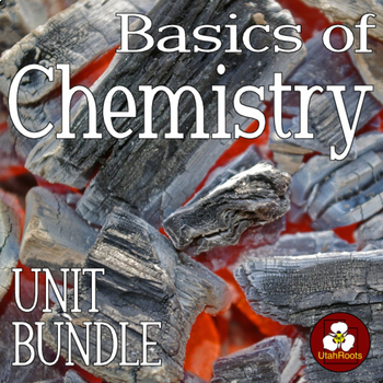 Chemistry Unit Bundle