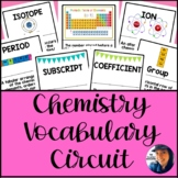 Chemistry Vocabulary Circuit