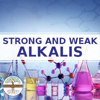 (Chemistry) WEAK AND STRONG ALKALIS: FuseSchool Chemistry Video Guide