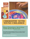 Chemistry With Young Children Workshop