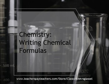 Academic essay about chemistry
