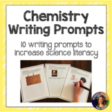 Chemistry Writing Prompts